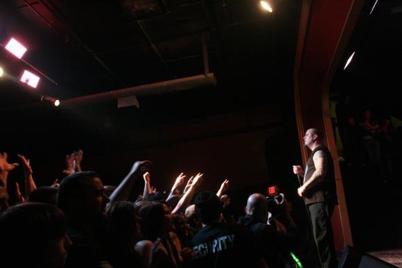 Phil Anselmo. Photo by Yousef Hatlani.
