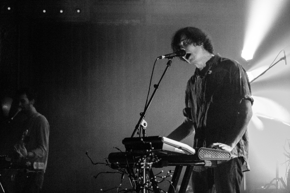 Washed Out @ Crystal Ballroom. Photo by Linneas Boland-Godbey