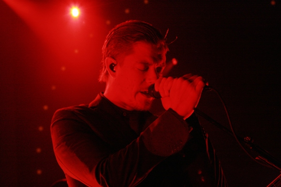 Interpol // Photo Credit: Yousef Hatlani