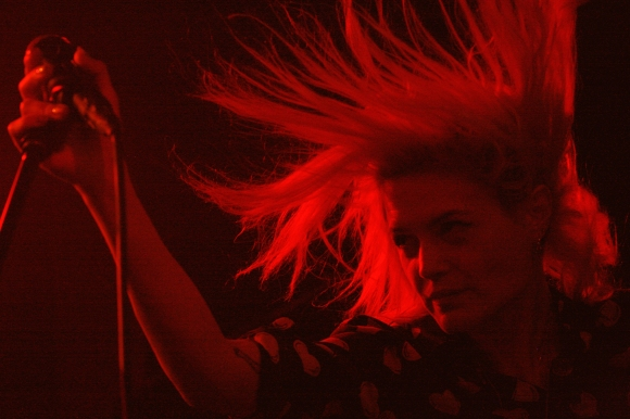 The Kills // Photo by Yousef Hatlani