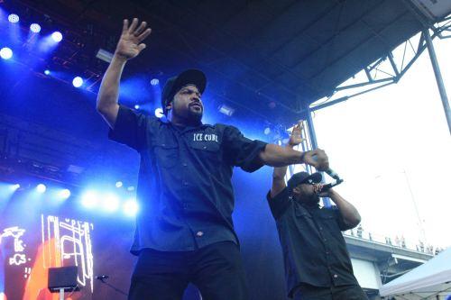 Ice Cube // Photo Credit: Yousef Hatlani